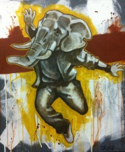 ElephantExuberance